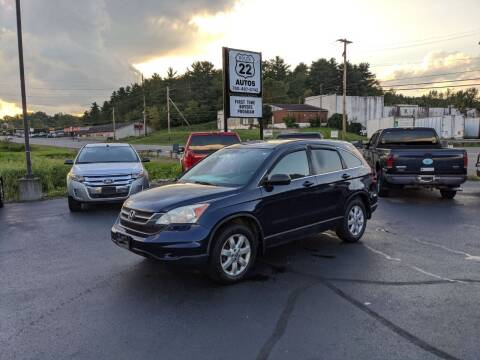 2011 Honda CR-V for sale at Route 22 Autos in Zanesville OH