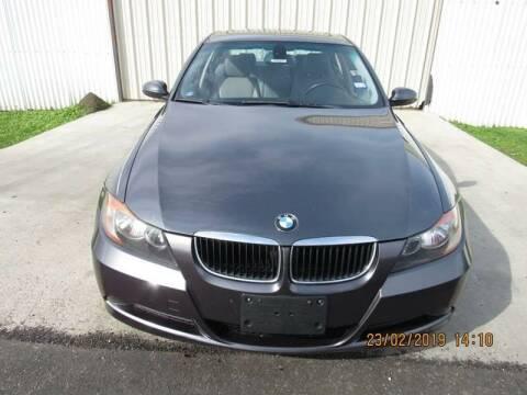 2006 BMW 3 Series for sale at ATLANTIC MOTORS GP LLC in Houston TX