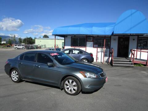 2008 Honda Accord for sale at Jim's Cars by Priced-Rite Auto Sales in Missoula MT
