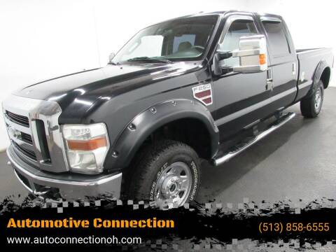 2008 Ford F-250 Super Duty for sale at Automotive Connection in Fairfield OH