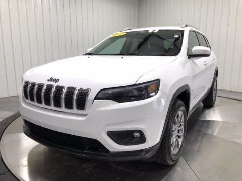 2019 Jeep Cherokee for sale at HILAND TOYOTA in Moline IL