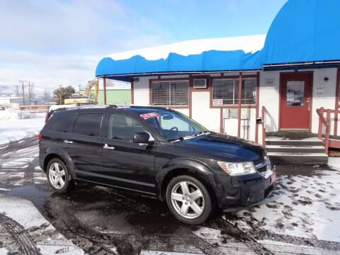 2010 Dodge Journey for sale at Jim's Cars by Priced-Rite Auto Sales in Missoula MT