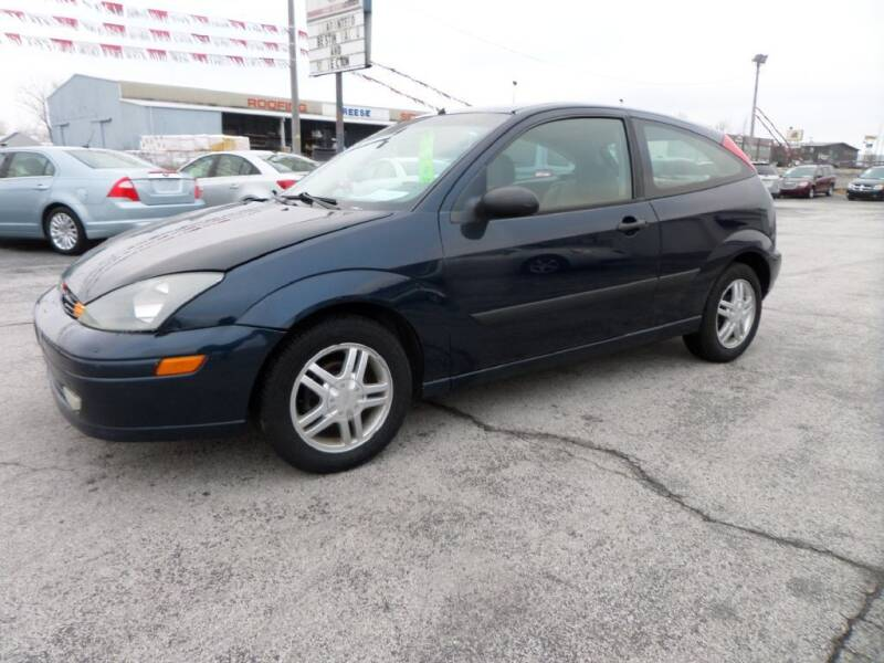 2004 Ford Focus for sale at Budget Corner in Fort Wayne IN
