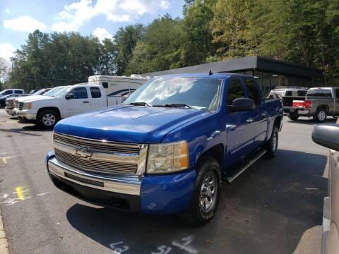 2011 Chevrolet Silverado 1500 for sale at Curtis Lewis Motor Co in Rockmart GA