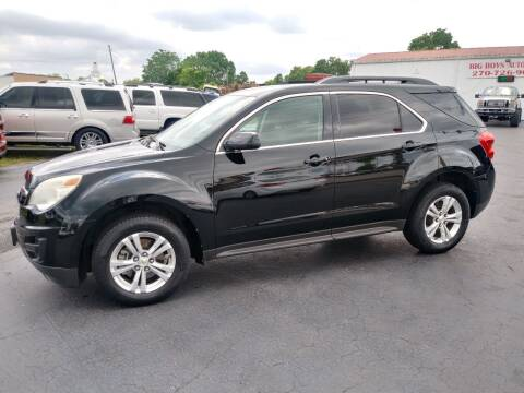 2011 Chevrolet Equinox for sale at Big Boys Auto Sales in Russellville KY