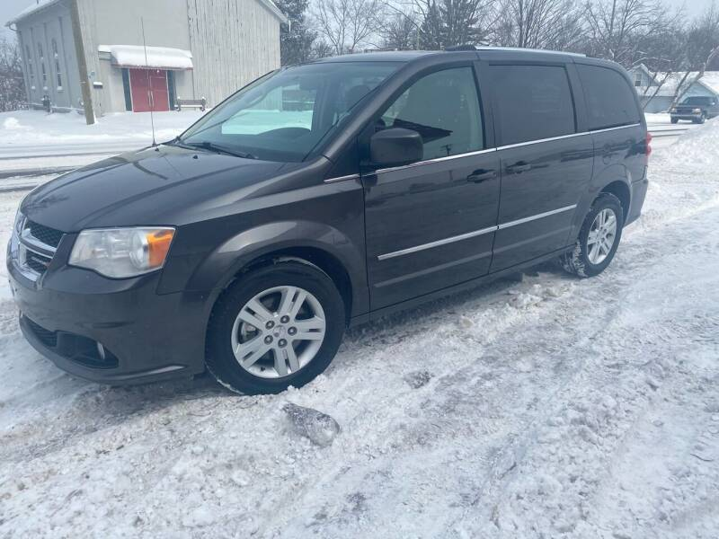 2016 Dodge Grand Caravan for sale at Averys Auto Group in Lapeer MI