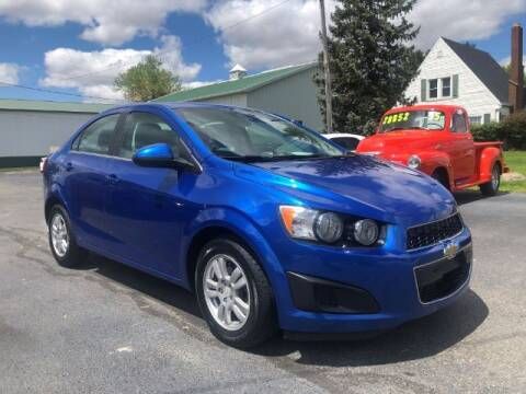2016 Chevrolet Sonic for sale at Tip Top Auto North in Tipp City OH