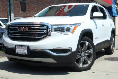 2017 GMC Acadia for sale at HILLSIDE AUTO MALL INC in Jamaica NY