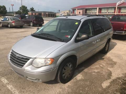 2007 Chrysler Town and Country for sale at Drive Today Auto Sales LLC in Mount Sterling KY