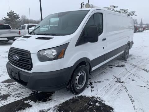2015 Ford Transit Cargo for sale at Hawkins Motors Sales in Hillsdale MI
