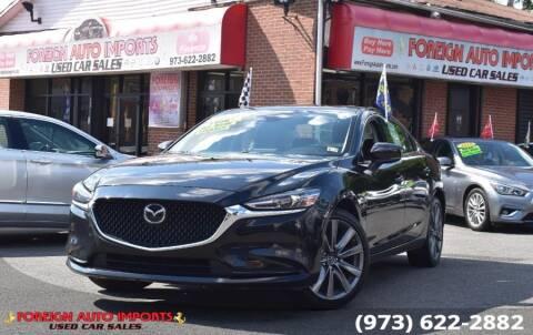 2020 Mazda MAZDA6 for sale at www.onlycarsnj.net in Irvington NJ