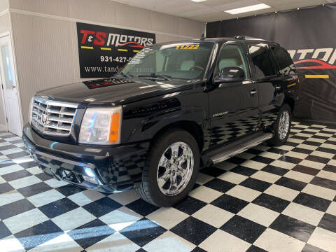 2006 Cadillac Escalade for sale at T & S Motors in Ardmore TN