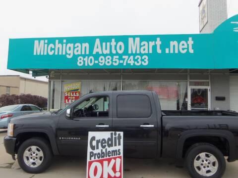 2009 Chevrolet Silverado 1500 for sale at Michigan Auto Mart in Port Huron MI
