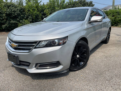 2017 Chevrolet Impala for sale at Craven Cars in Louisville KY