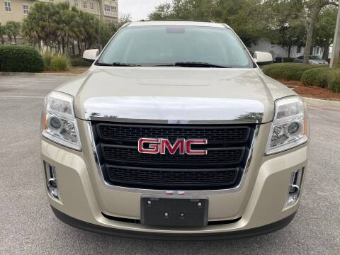 2013 GMC Terrain for sale at Gulf Financial Solutions Inc DBA GFS Autos in Panama City Beach FL