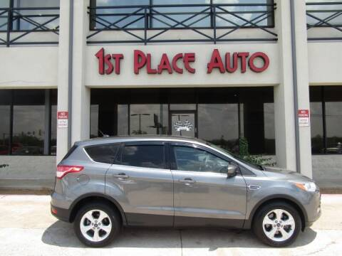 2014 Ford Escape for sale at First Place Auto Ctr Inc in Watauga TX