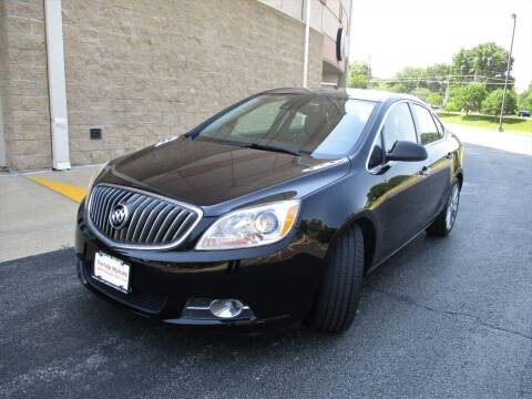2016 Buick Verano for sale at Vantage Motors LLC in Raytown MO