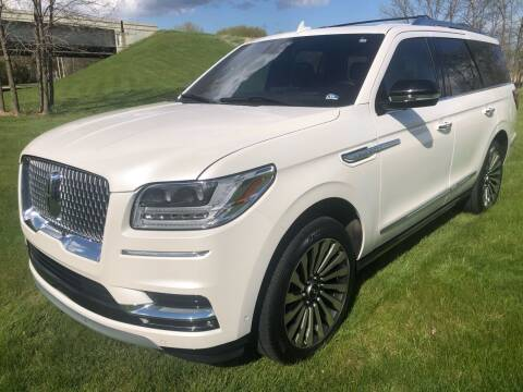 2019 Lincoln Navigator for sale at SUNSET CURVE AUTO PARTS INC in Weyauwega WI