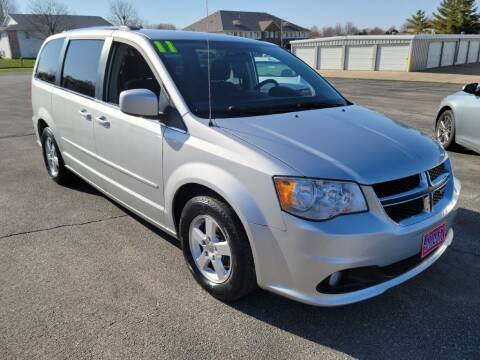 2011 Dodge Grand Caravan for sale at Cooley Auto Sales in North Liberty IA