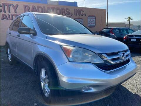 2010 Honda CR-V for sale at SF Bay Motors in Daly City CA
