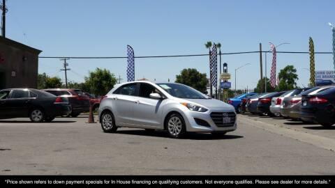 2016 Hyundai Elantra GT for sale at Westland Auto Sales in Fresno CA