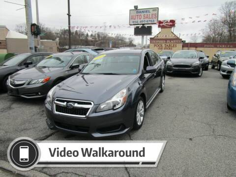2014 Subaru Legacy for sale at Daniel Auto Sales in Yonkers NY