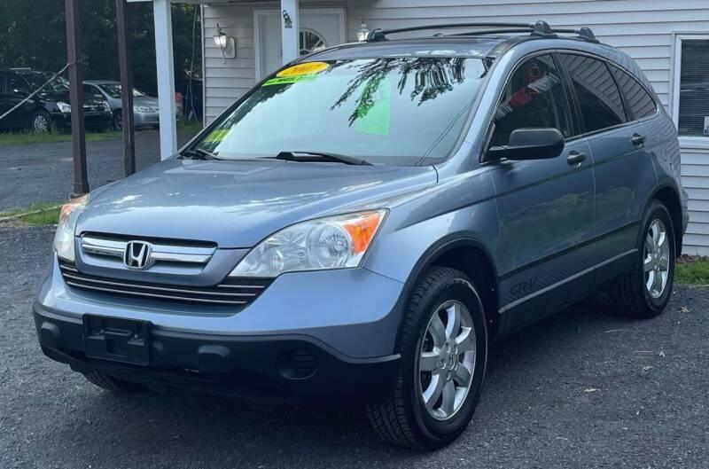 2007 Honda CR-V for sale at Landmark Auto Sales Inc in Attleboro MA