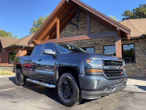 2017 Chevrolet Silverado 1500 for sale at Auto Solutions in Maryville TN