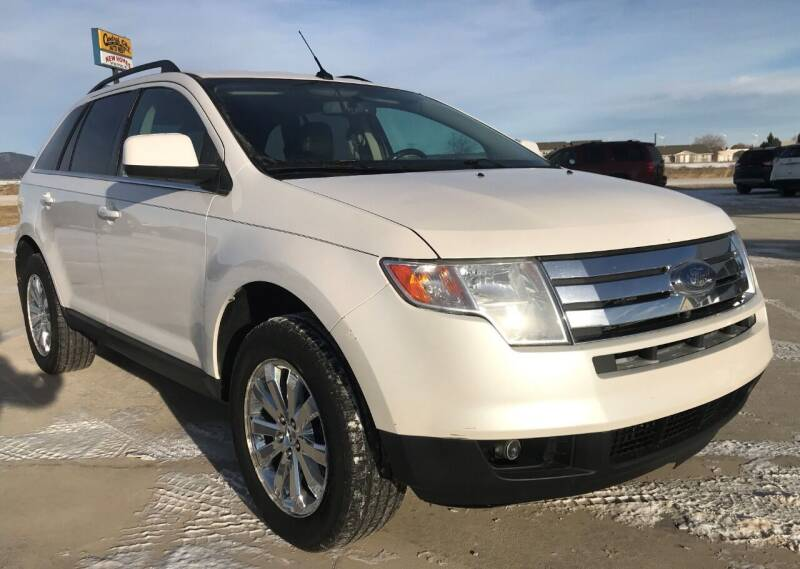 2010 Ford Edge for sale at Central City Auto West in Lewistown MT