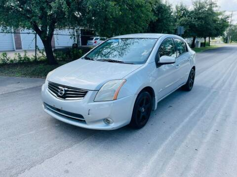 2011 Nissan Sentra for sale at High Beam Auto in Dallas TX