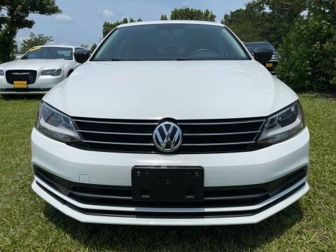 2015 Volkswagen Jetta for sale at Greenville Motor Company in Greenville NC