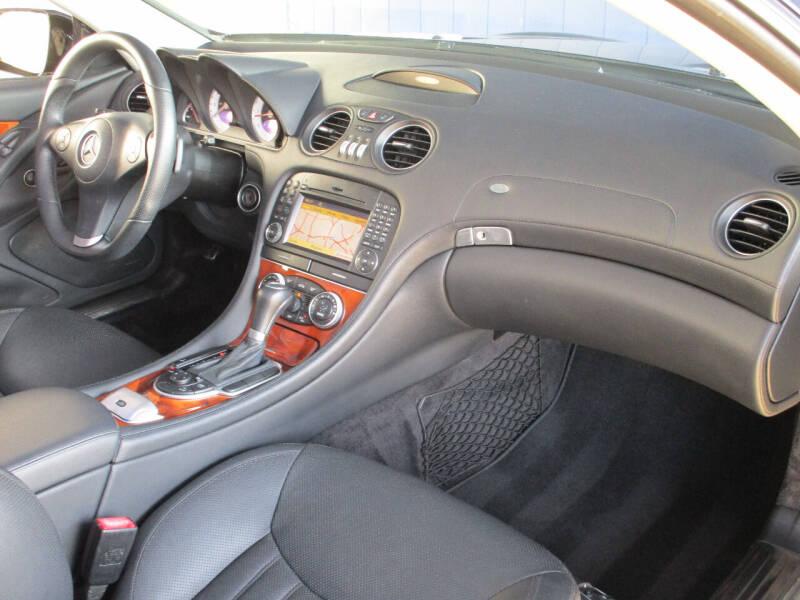 2009 Mercedes-Benz SL-Class SL 550 2dr Convertible - Dallas TX