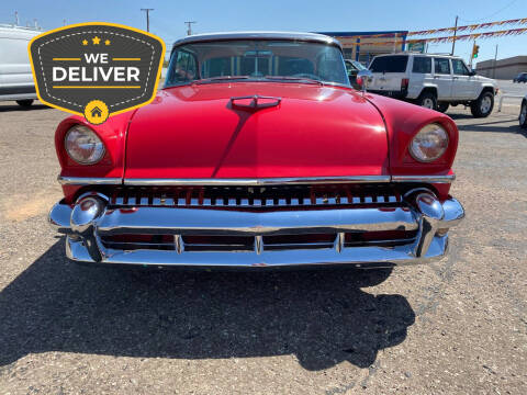 1955 Mercury Montclair for sale at Gabes Auto Sales in Odessa TX