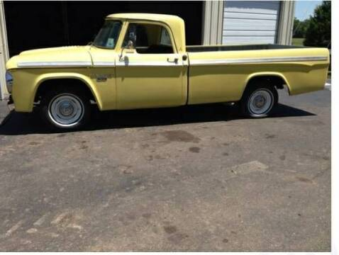 1967 Dodge Ram Pickup 1500 for sale at Haggle Me Classics in Hobart IN