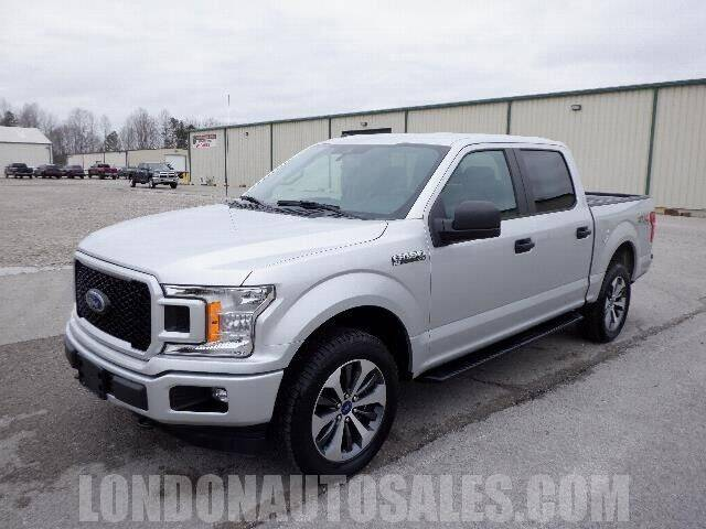 2019 Ford F-150 for sale at London Auto Sales LLC in London KY