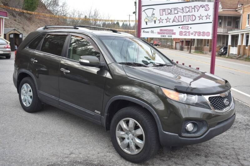 2011 Kia Sorento for sale at Frenchy's Auto LLC. in Pittsburgh PA