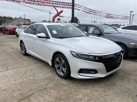 2018 Honda Accord for sale at Direct Auto in D'Iberville MS