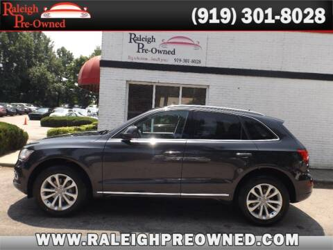 2015 Audi Q5 for sale at Raleigh Pre-Owned in Raleigh NC