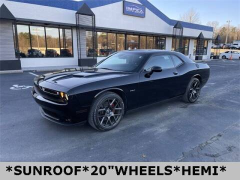 2017 Dodge Challenger for sale at Impex Auto Sales in Greensboro NC