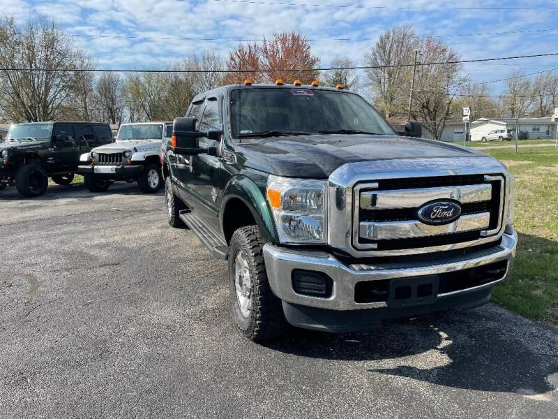 2012 Ford F-250 Super Duty for sale at Cars Across America in Republic MO
