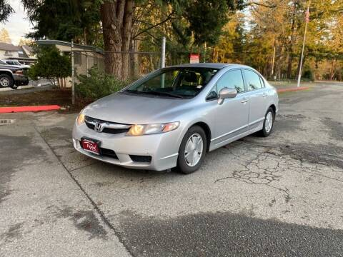 2009 Honda Civic for sale at Apex Motors Parkland in Tacoma WA