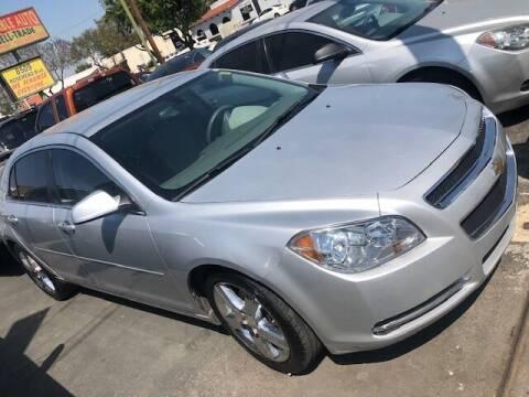 2011 Chevrolet Malibu for sale at Affordable Auto Inc. in Pico Rivera CA