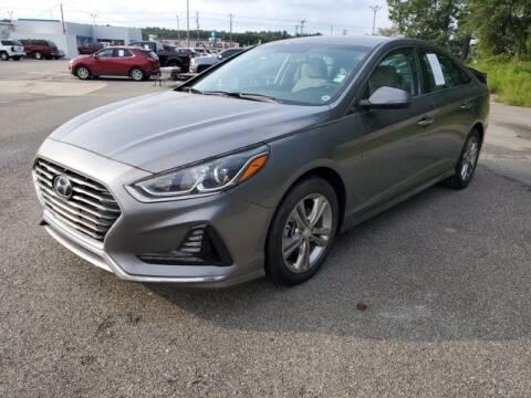 2018 Hyundai Sonata for sale at Strosnider Chevrolet in Hopewell VA