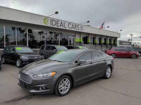 2016 Ford Fusion for sale at Ideal Cars Apache Junction in Apache Junction AZ