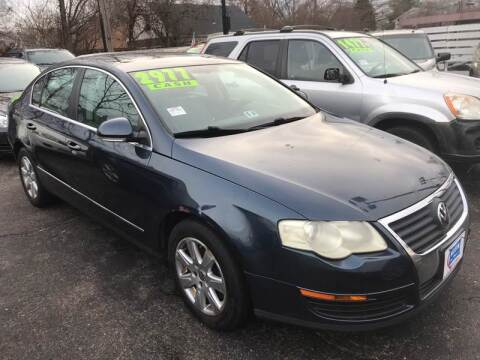 2006 Volkswagen Passat for sale at Klein on Vine in Cincinnati OH