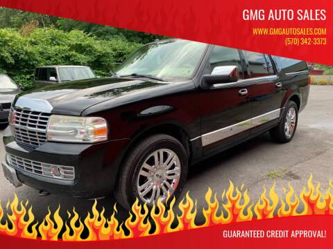 2007 Lincoln Navigator L for sale at GMG AUTO SALES in Scranton PA