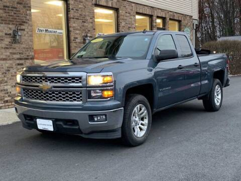 2014 Chevrolet Silverado 1500 for sale at The King of Credit in Clifton Park NY