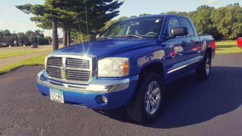 2007 Dodge Dakota for sale at Shores Auto in Lakeland Shores MN