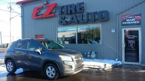 2016 Chevrolet Trax for sale at EZ Tire & Auto in North Tonawanda NY