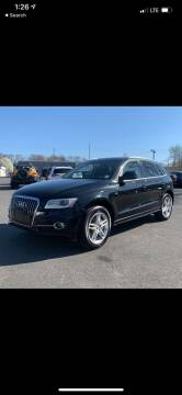 2014 Audi Q5 for sale at Bluesky Auto in Bound Brook NJ